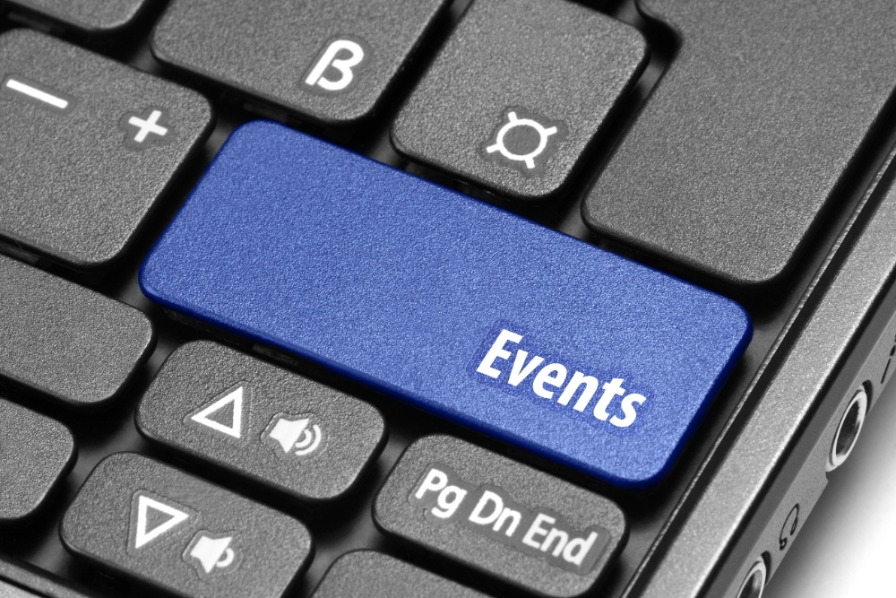 Eventi con le nuove tecnologie