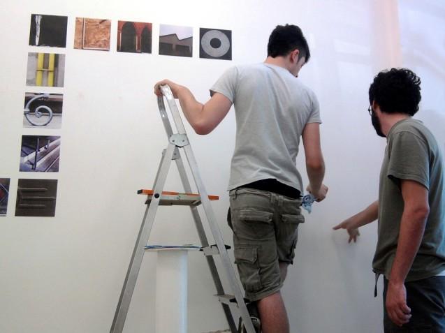 organizzare una mostra d'arte con metooo