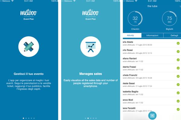 App Metooo Event Plan